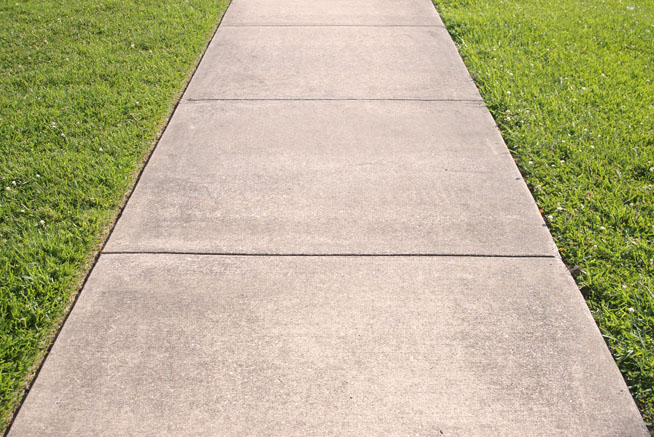 Concrete Sidewalks 1